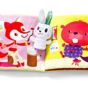 livre petit lapin dentiste