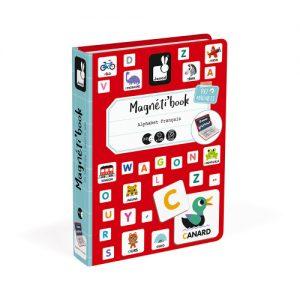 magneti'book alphabet français