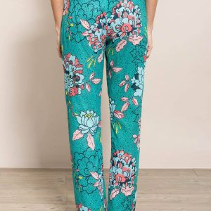 Pantalon Java Emeraude