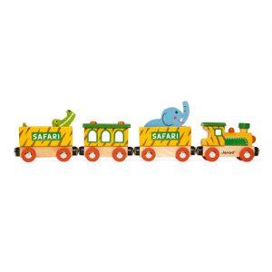 story train safari