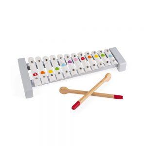 """Xylophone en métal """"Confetti"""""""