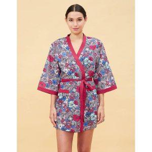 kimono karla coton mary blush