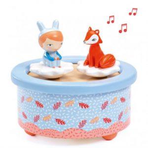 boite à musique fox melody