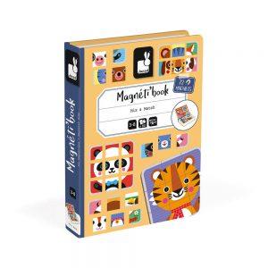 magneti'book mix and match